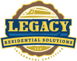 Legacy Residential Solutions, Home Inspections Done Right